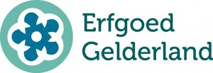 Logo Erfgoed Gelderland liggend